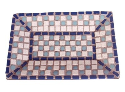 Mosaic Farmhouse Tray