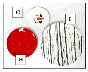 Snowman Wonderland Set 2