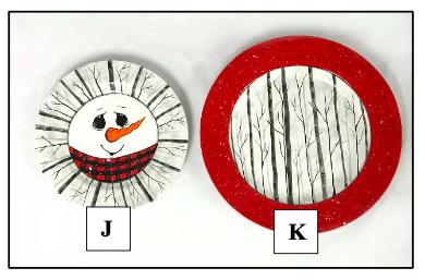Snowman Wonderland Set 1