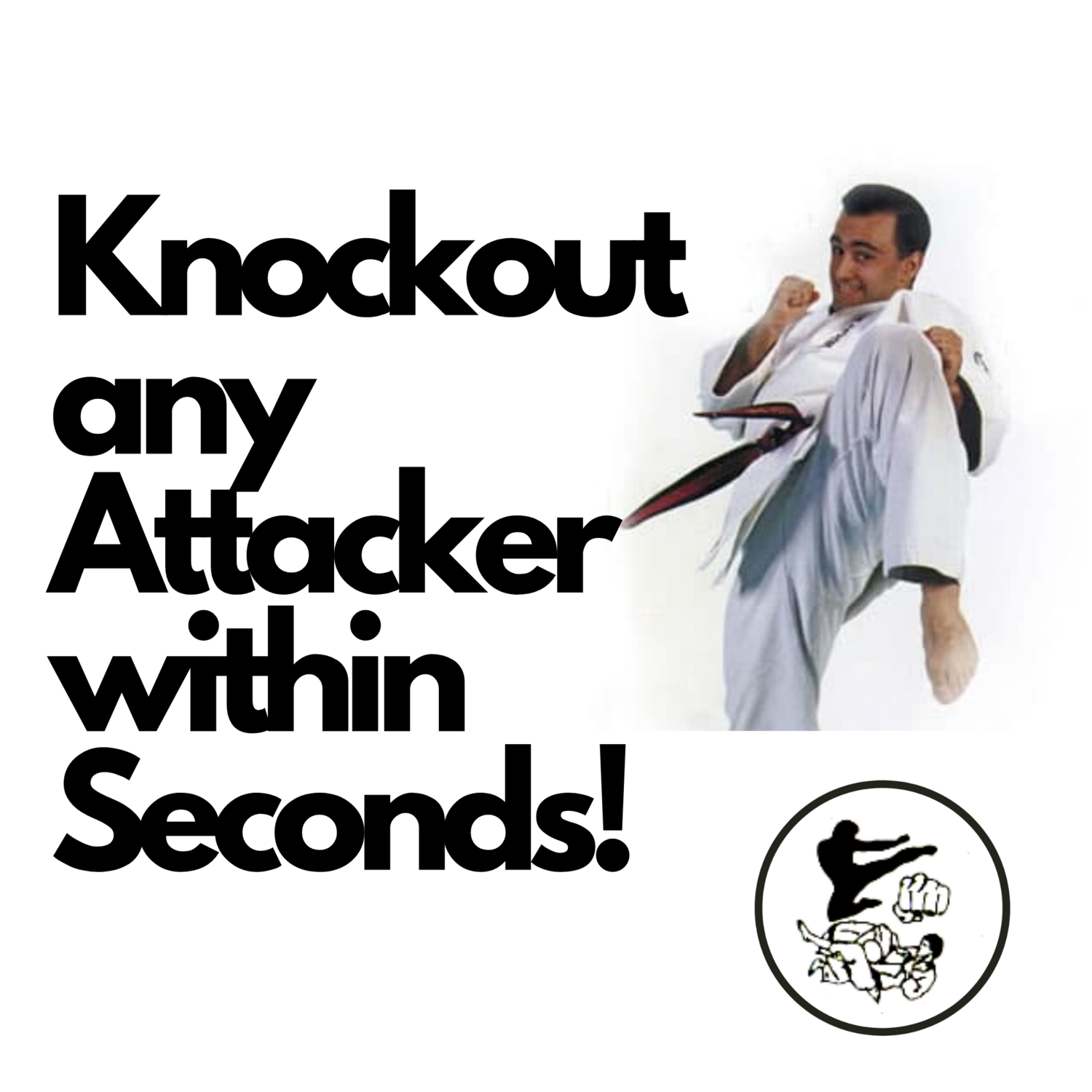 Knockout Any Attacker within Seconds