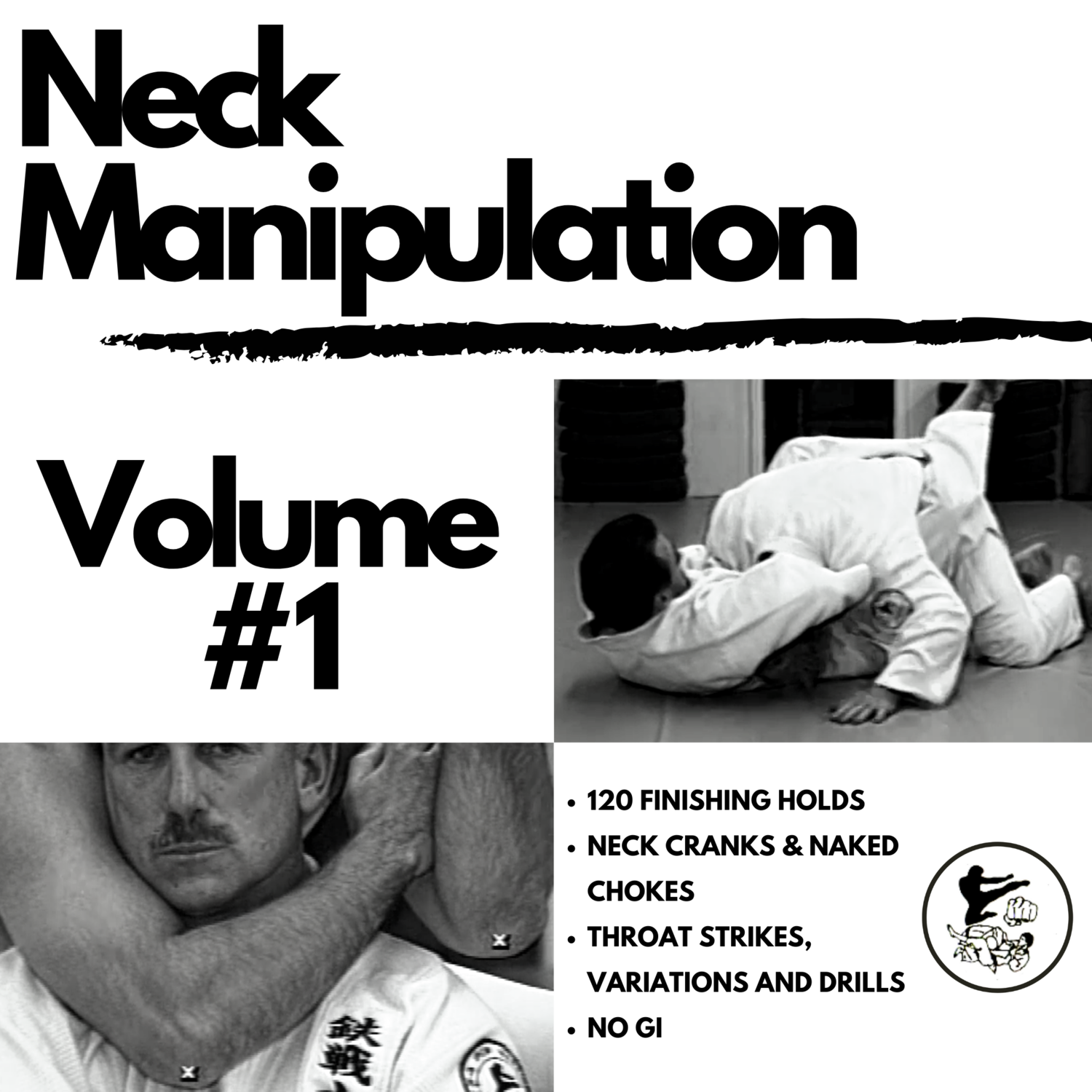 Neck Manipulation: Volume #1
