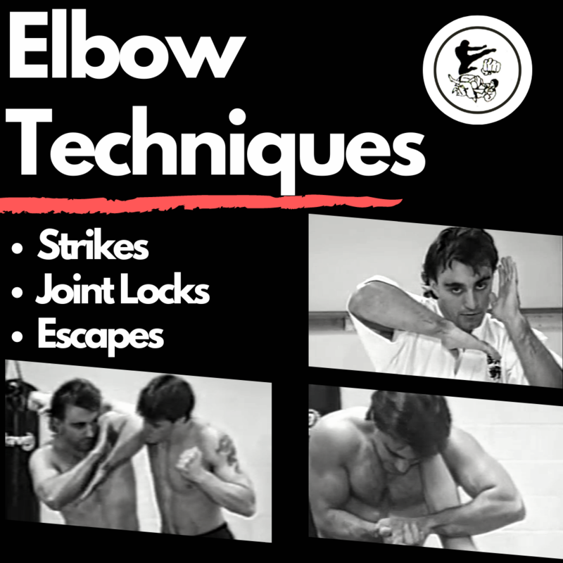 Elbow Techniques: Strikes, Joint Locks & Escapes