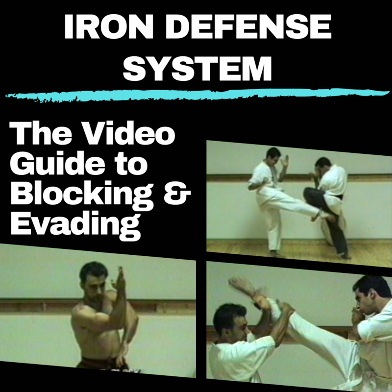 Iron Defense System: The Video Guide to Blocking & Evading