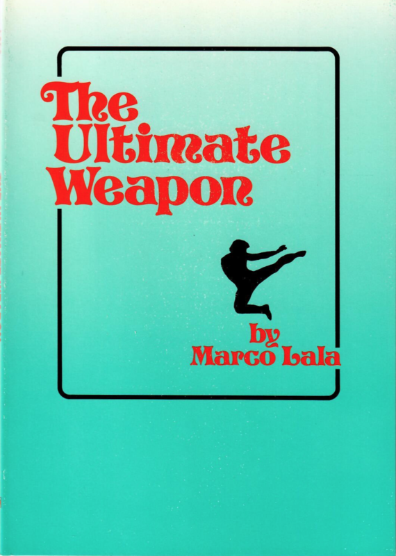 The Ultimate Weapon Original Edition 1986-87 (E-Book)