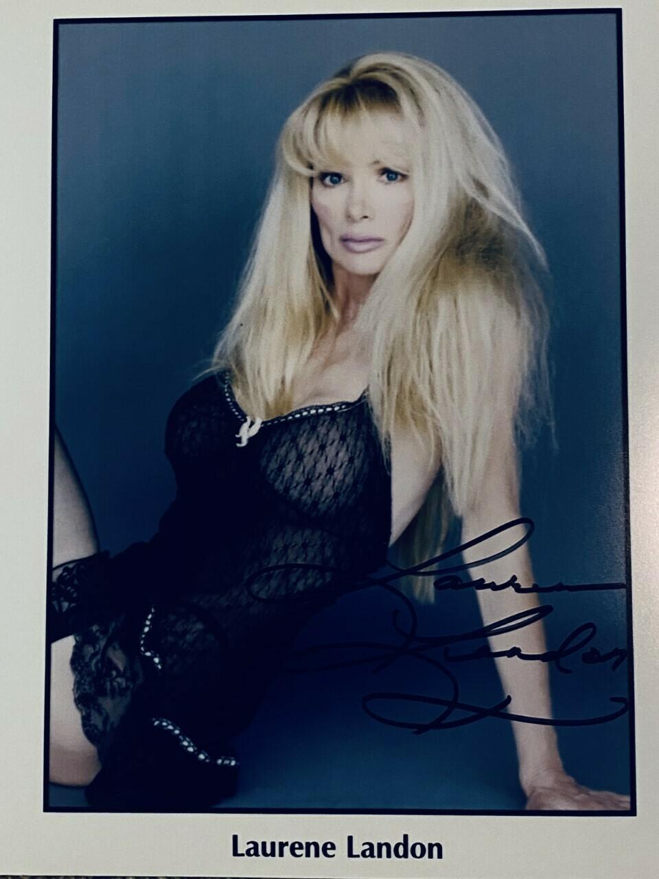 Autographed 8x10 Photo  #5