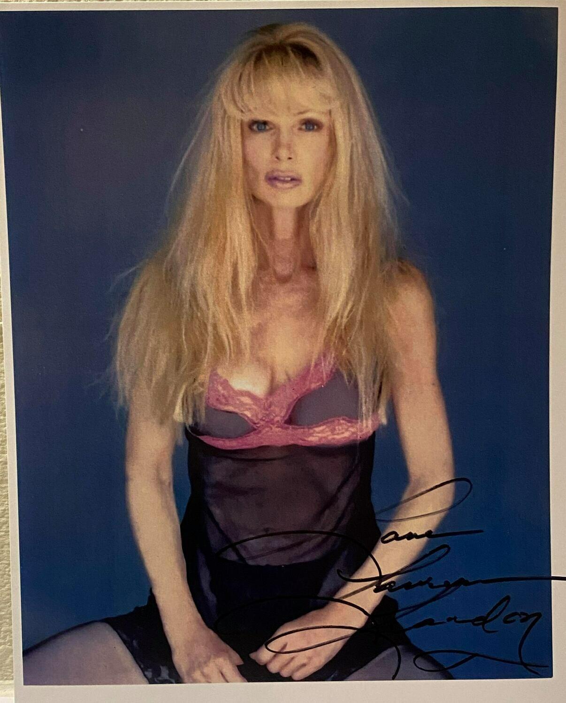 8x10 Promo Photo Autographed By Laurene Landon #12