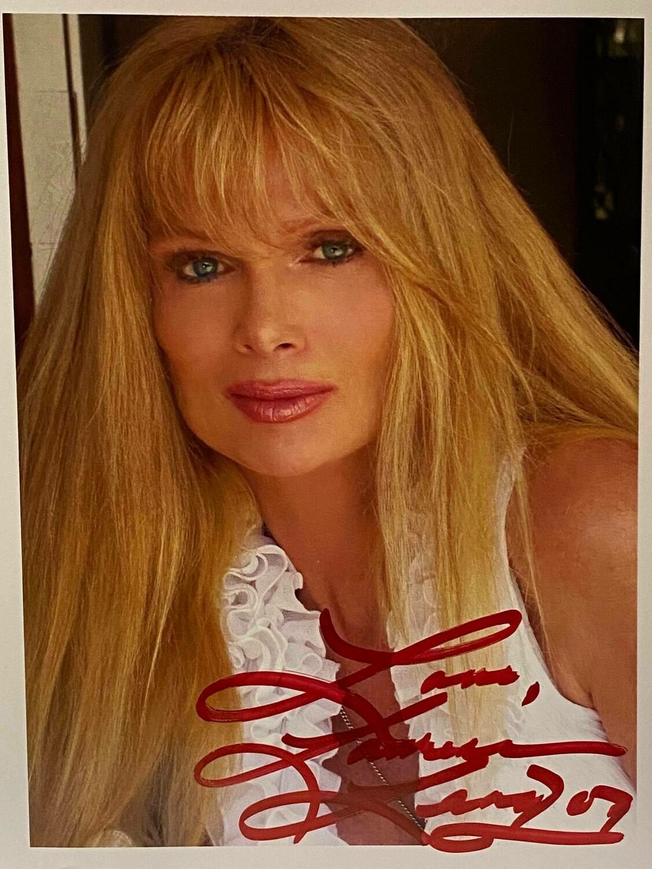 8x10 Promo Photo Autographed By Laurene Landon #8