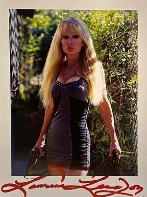 8x10 Promo Photo Autographed By Laurene Landon #11