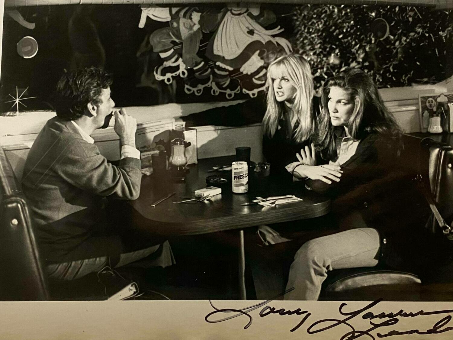All The Marbles 8x10 Promo Photo Autographed By Laurene Landon