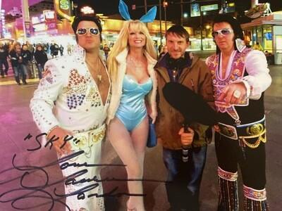 SKY 8x10 Promo Photo Autographed By Laurene Landon