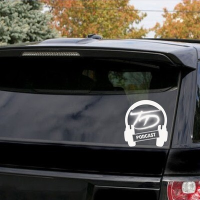 The Tony D Show official Decal