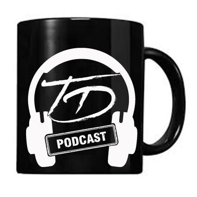 Tony D Show Official mug