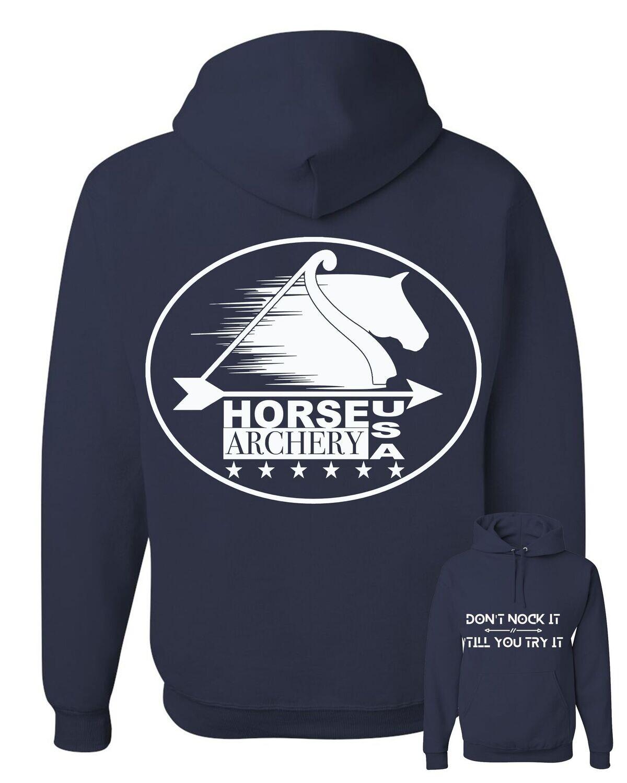 Horse Archery USA Hoodie 2021