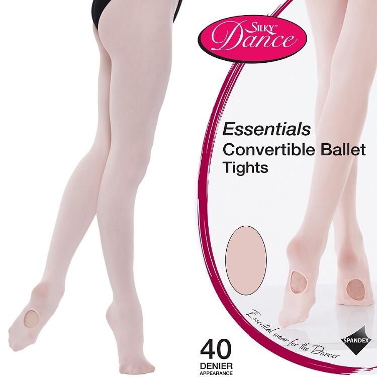 Convertible Ballet Tights