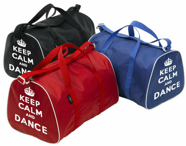 Keep Calm and Dance Holdall