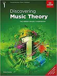 ABRSM Grade 1 Theory Workbook