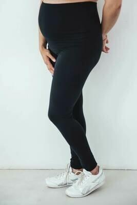 Maternity Black Leggings