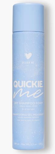 Design Me Quickie.ME • Dry Shampoo Foam