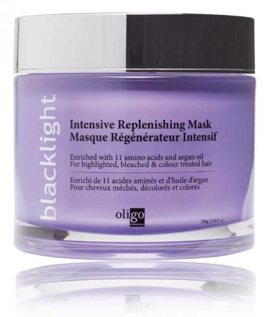 Oligo Blacklight Intensive Replenishing Mask