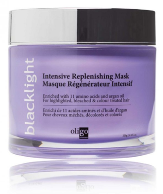 Oligo Blacklight Intensive Replenishing Mask
