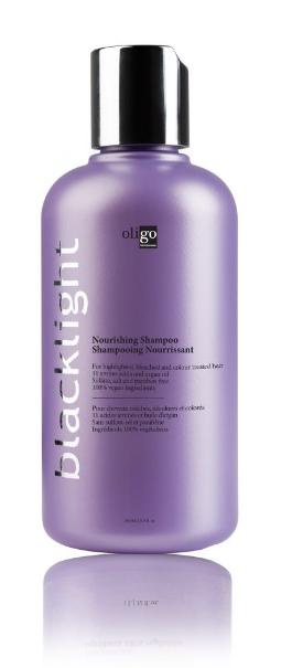 Oligo Blacklight Nourishing Shampoo