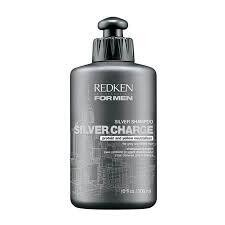 REDKEN FOR MEN SILVER CHARGE SHAMPOO