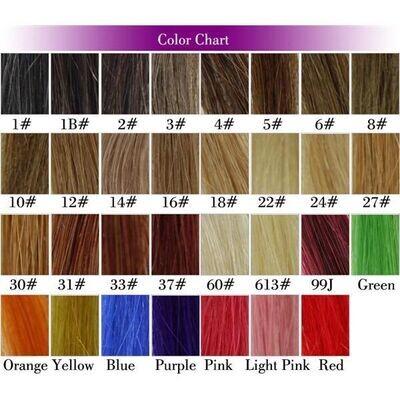 Verma Beauty® Hair Extensions - Virgin Human Hair