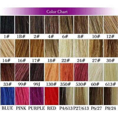 Verma Beauty® Hair Extensions - Remy Human Hair