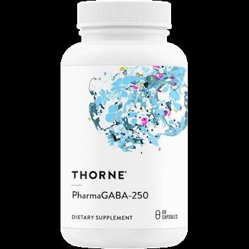 PharmaGABA-250- Thorne