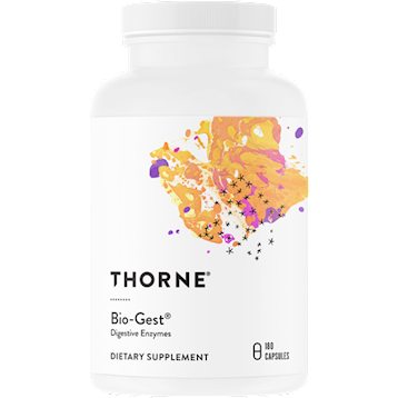 Bio-Gest® Digestive Enzymes (180)- Thorne