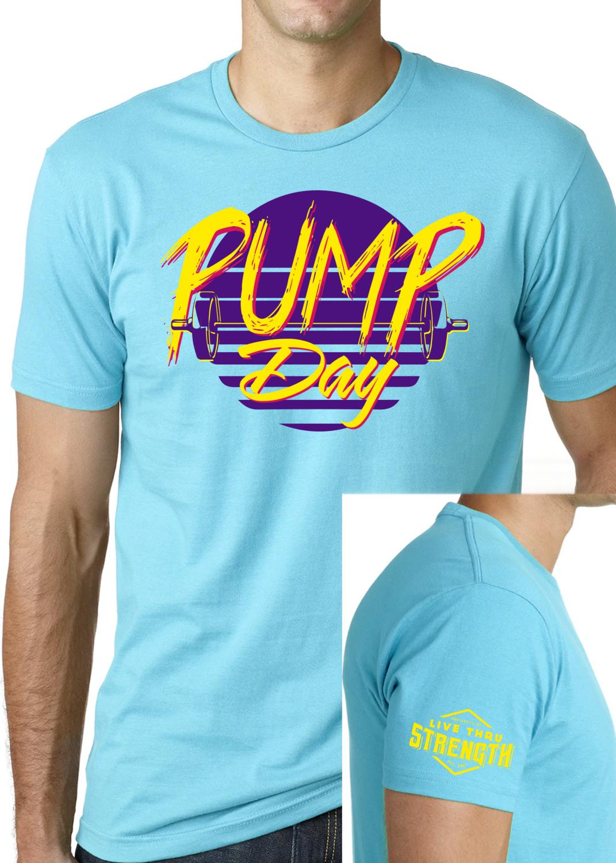 Pump Day Shirt