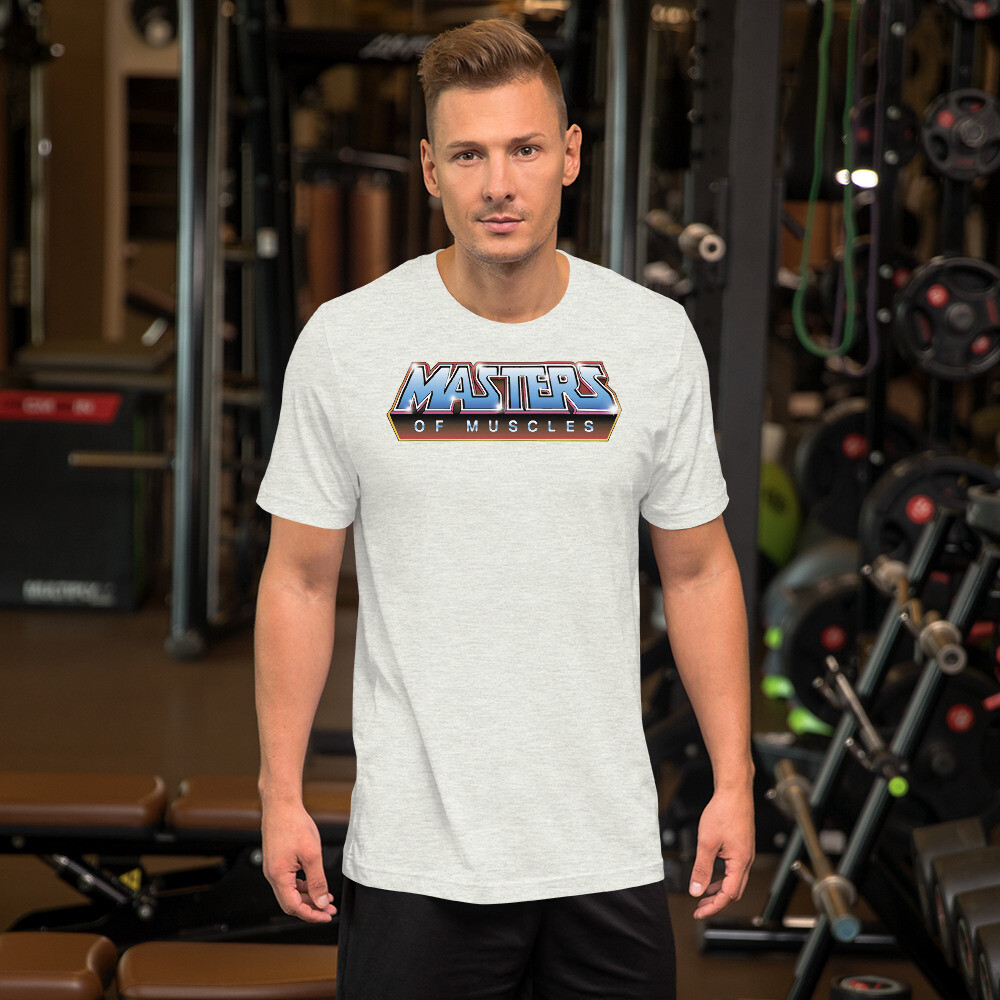 Masters Of Muscles T-Shirt