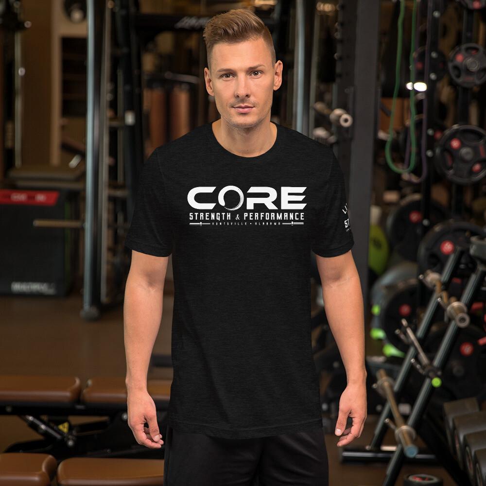 Core Logo Short-Sleeve Unisex T-Shirt