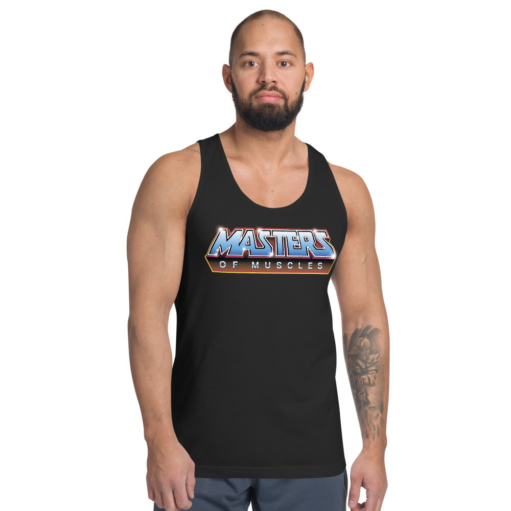 Master Of Muscles Classic tank top (unisex)