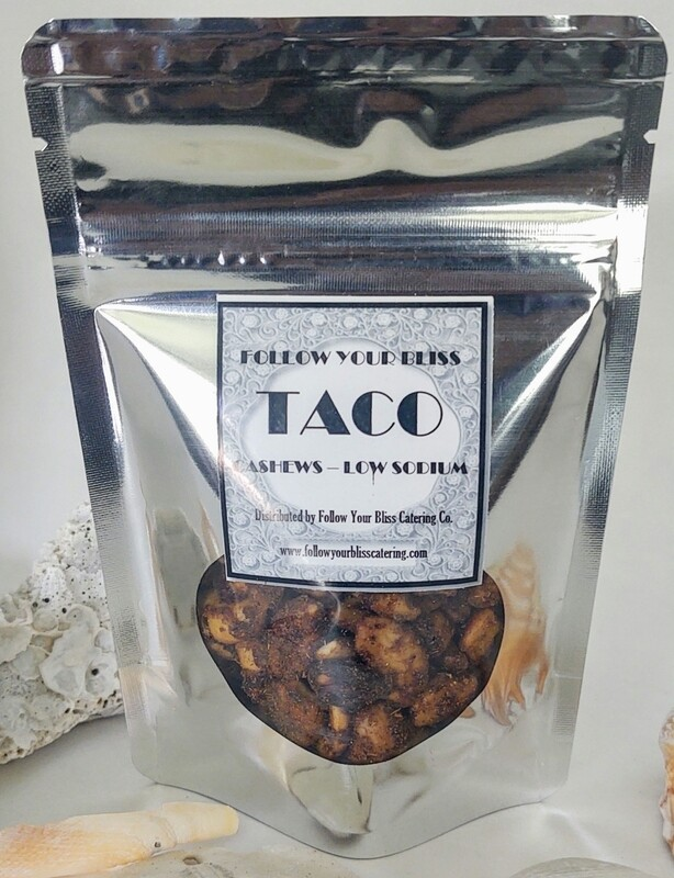 Taco Spiced Cashews 2oz