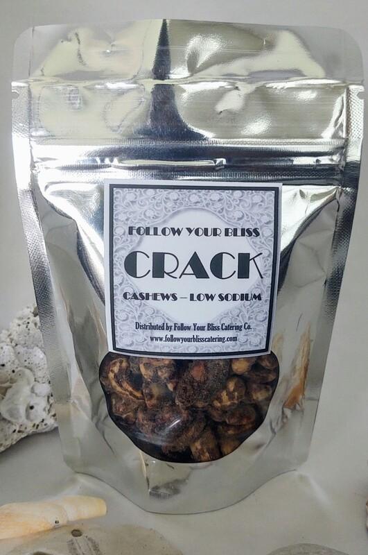 Crack Cashews 2oz