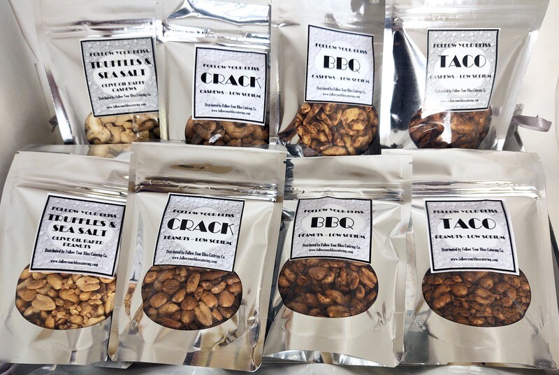 Spiced Nuts Gift Pack