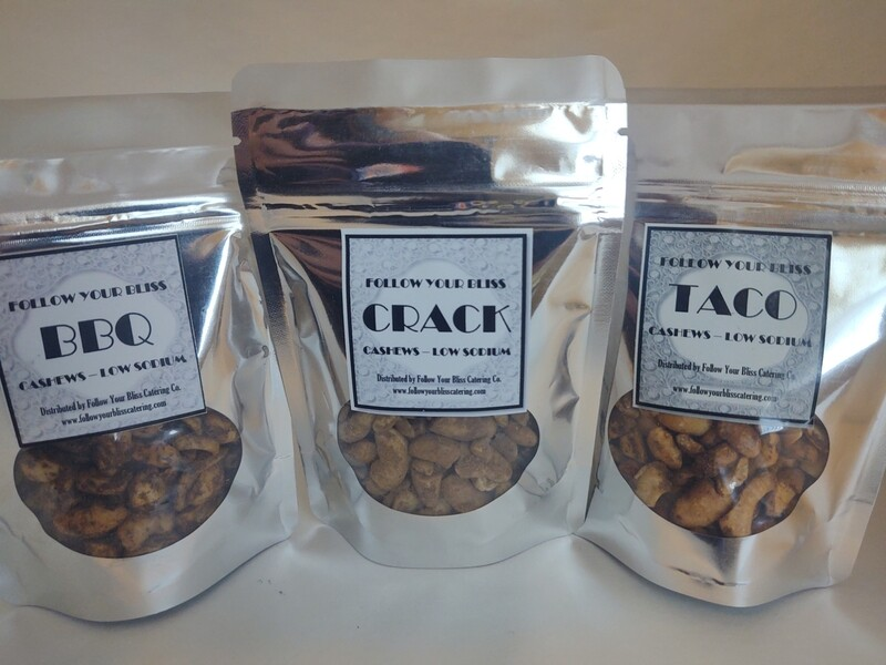TWO WEEK SALE! 3 Pack Cashew Mix