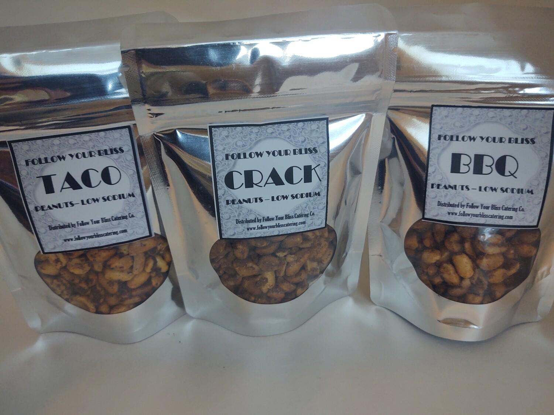 TWO WEEK SALE! 3 Pack Peanut Mix