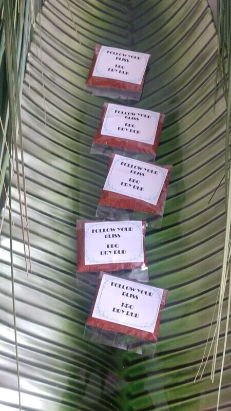 BBQ Dry Rub-Sample