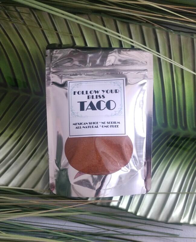 Taco Seasoning- Full Size