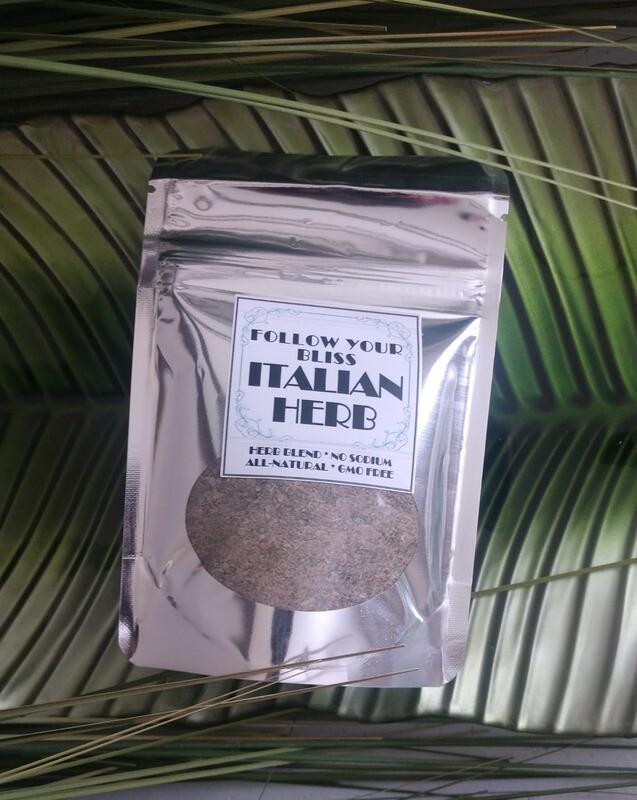 Italian Herb Seasoning- Full Size