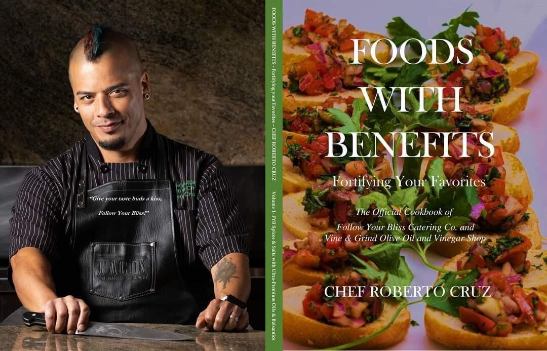 Foods With Benefits Cookbook
