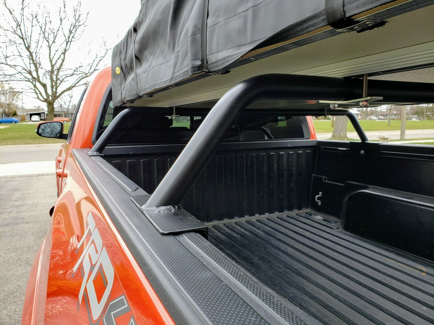 Overland Bed Bars