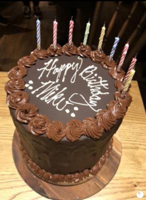Custom Standard Cake