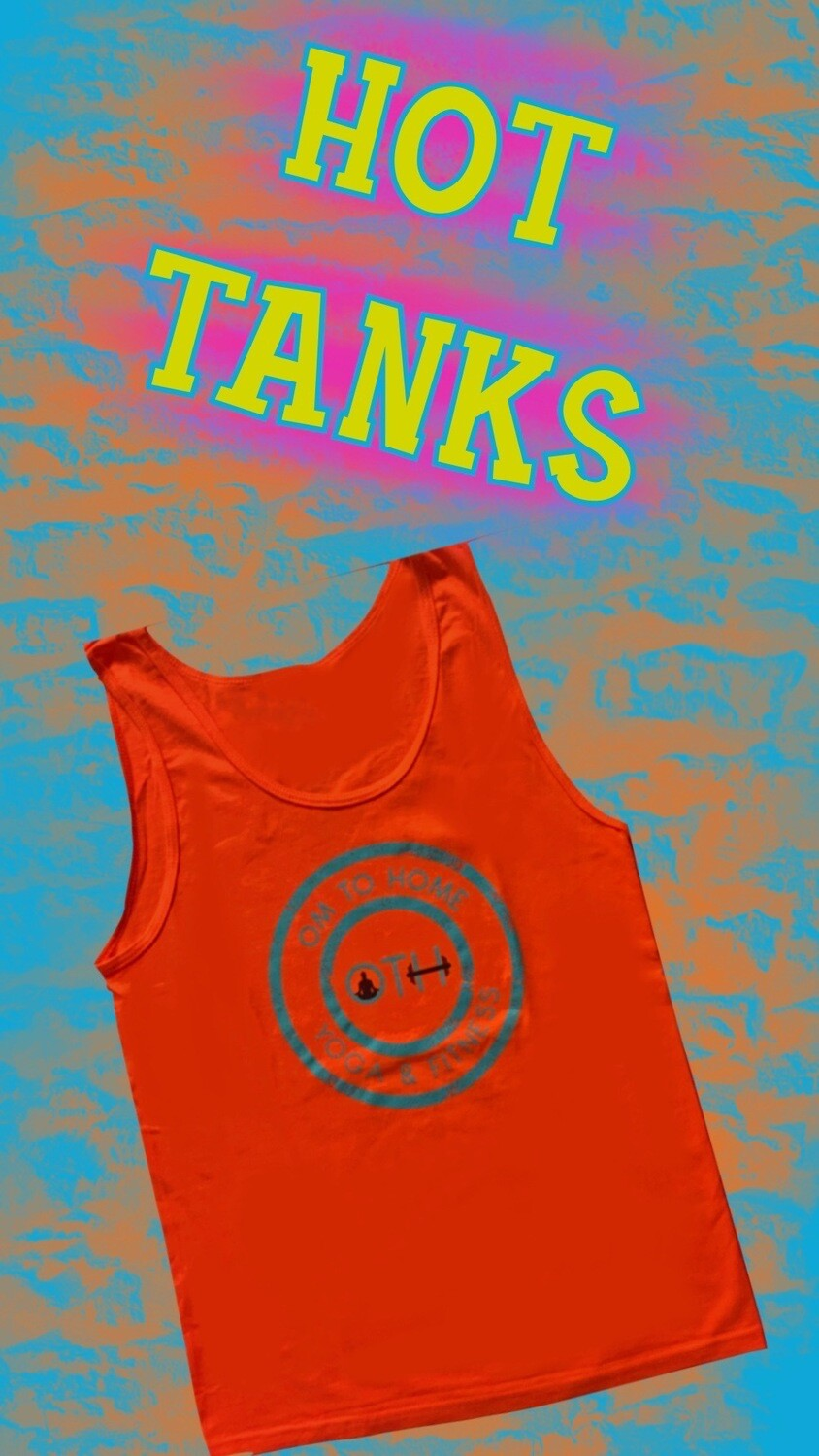 Om To Home Weekend Warrior Tanks