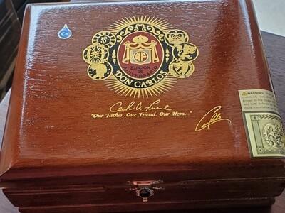 AF Don Carlos No. 2 - Box 25