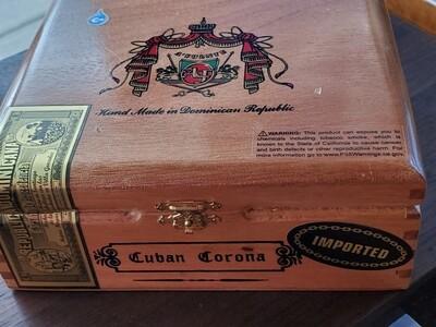 AF Cuban Corona - Box 25