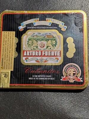 AF Cubanito Tins - Tin of 10