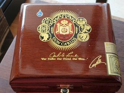 AF Don Carlos No. 4 - Box 25